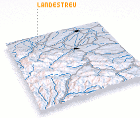 3d view of Landestreu