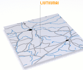 3d view of Liutkūnai