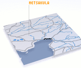 3d view of Metsaküla