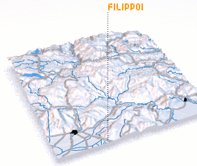 3d view of Fílippoi