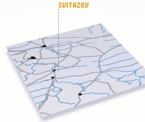3d view of Svitazev