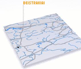 3d view of Beištrakiai