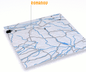 3d view of Romanov