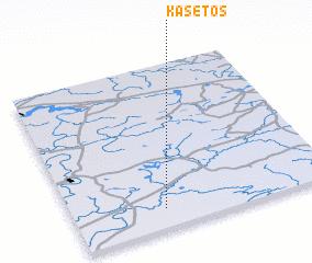 3d view of Kašėtos
