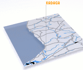 3d view of Kadaga