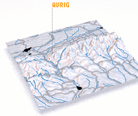 3d view of Avrig
