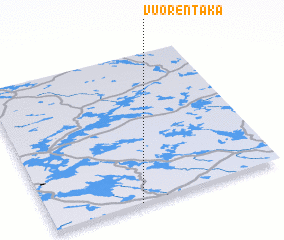 3d view of Vuorentaka