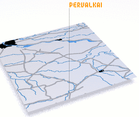 3d view of Pervalkai
