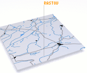 3d view of Rastov