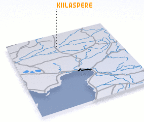 3d view of Kiilaspere