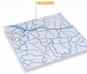 3d view of Yangambi