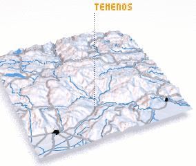 3d view of Témenos