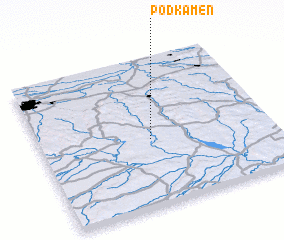 3d view of Podkamen'
