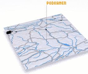 3d view of Podkamen'