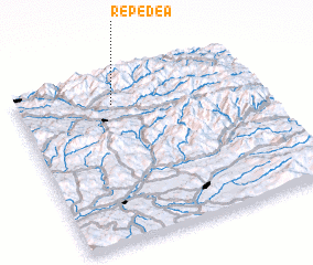 3d view of Repedea