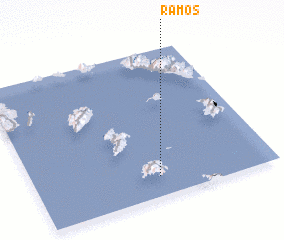 3d view of Rámos