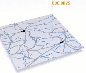3d view of Bučionys