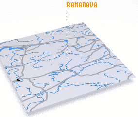 3d view of Ramanava