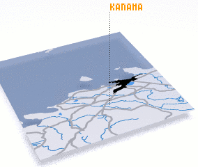 3d view of Kanama