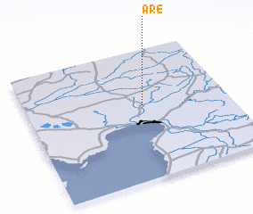 3d view of Are