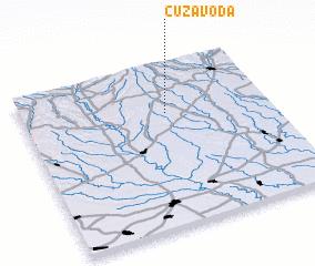 3d view of Cuza Vodă