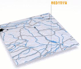 3d view of Medynya
