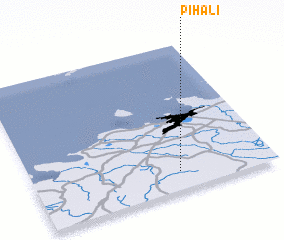 3d view of Pihali