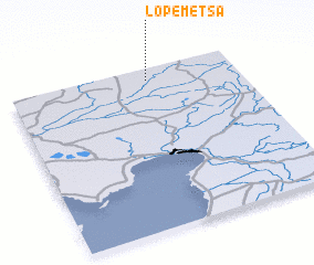 3d view of Lõpemetsa