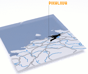 3d view of Pikaliiva