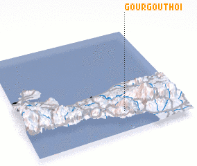 3d view of Gourgoúthoi