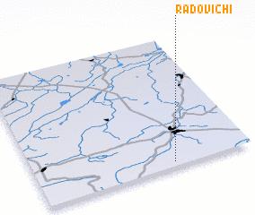 3d view of Radovichi