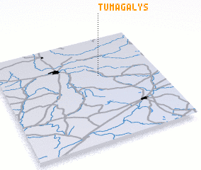 3d view of Tumagalys
