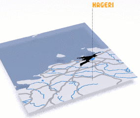 3d view of Hageri