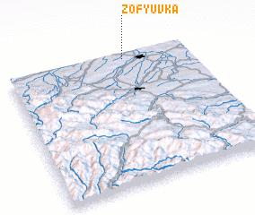 3d view of Zof'yuvka