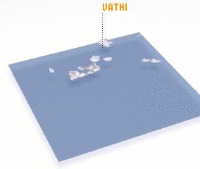 3d view of Vathí