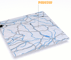 3d view of Podusuv