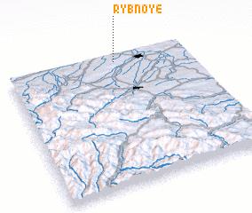 3d view of Rybnoye