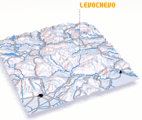 3d view of Levochevo