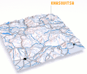 3d view of Khasovitsa