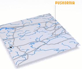 3d view of Puškornia