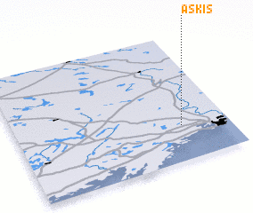 3d view of Askis