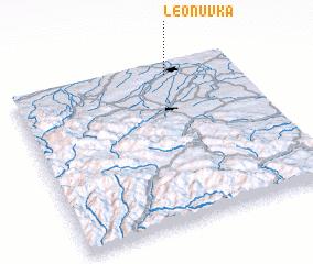 3d view of Leonuvka