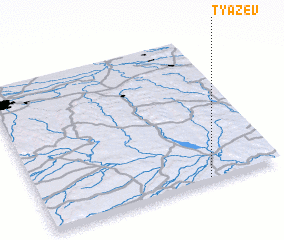 3d view of Tyazev