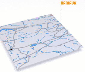 3d view of Kaniava