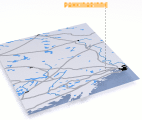 3d view of Pähkinärinne