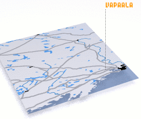 3d view of Vapaala