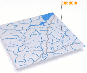 3d view of Bomvoio