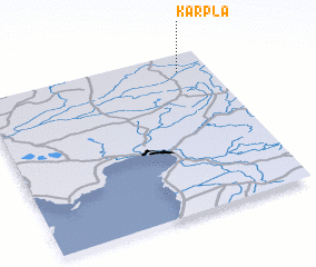 3d view of Kärpla