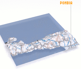 3d view of Pómbia