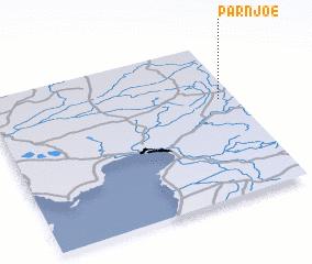 3d view of Pärnjõe